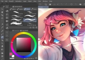 Clip Studio Paint EX 1.9.7 Crack + Serial Number + keygen Full Version