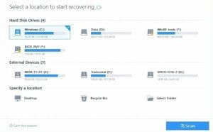 EaseUS Data Recovery Wizard 13.2.0 Crack License Code 2020