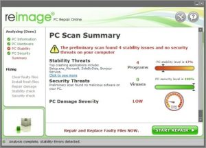 Reimage PC Repair 2020 Crack Full Version + License Key