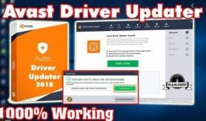 Avast Driver Updater Key v2.5.6 100% Working 2020