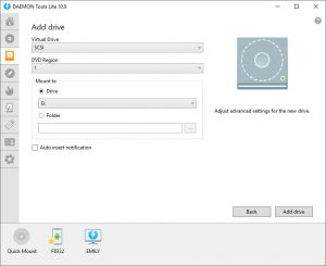 DAEMON Tools Crack For Windows 7, 8, 10 [32-64 bit]