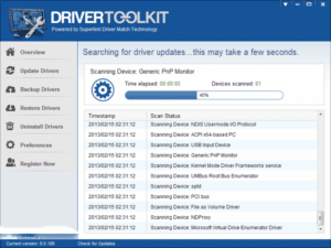 Driver Toolkit 8.5 Crack + Full License Key Free Download