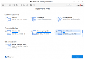 Stellar Data Recovery Professional 10.0.0.4 Crack with Key [Latest]