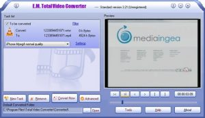 Total Video Converter 4.5 Full Crack + Registration Key {2020}
