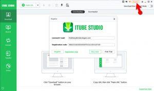 iSkysoft iTube Studio 6.1.1.6 Crack + Registration Code [2020]