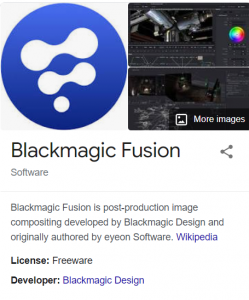 Blackmagic Fusion 16.10 Crack + Key 2021 [Win + MAC]