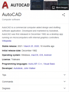 Autocad 2021 Crack + Serial Key Full Download [Activation KEY]