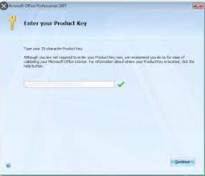 Microsoft Office 2007 Crack + Product Key Full Download