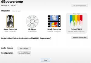 dBpowerAMP Music Converter 17.4 Crack + Serial Key For Lifetime