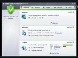 Comodo Internet Security Crack + Activation Key 32/64 Bit [Windows]
