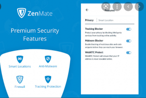 Zenmate VPN 7.6.0.0 Crack + Keygen Premium Latest