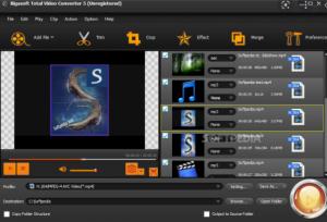 Bigasoft Total Video Converter 6.2.0.7269 Crack + Serial Key Download
